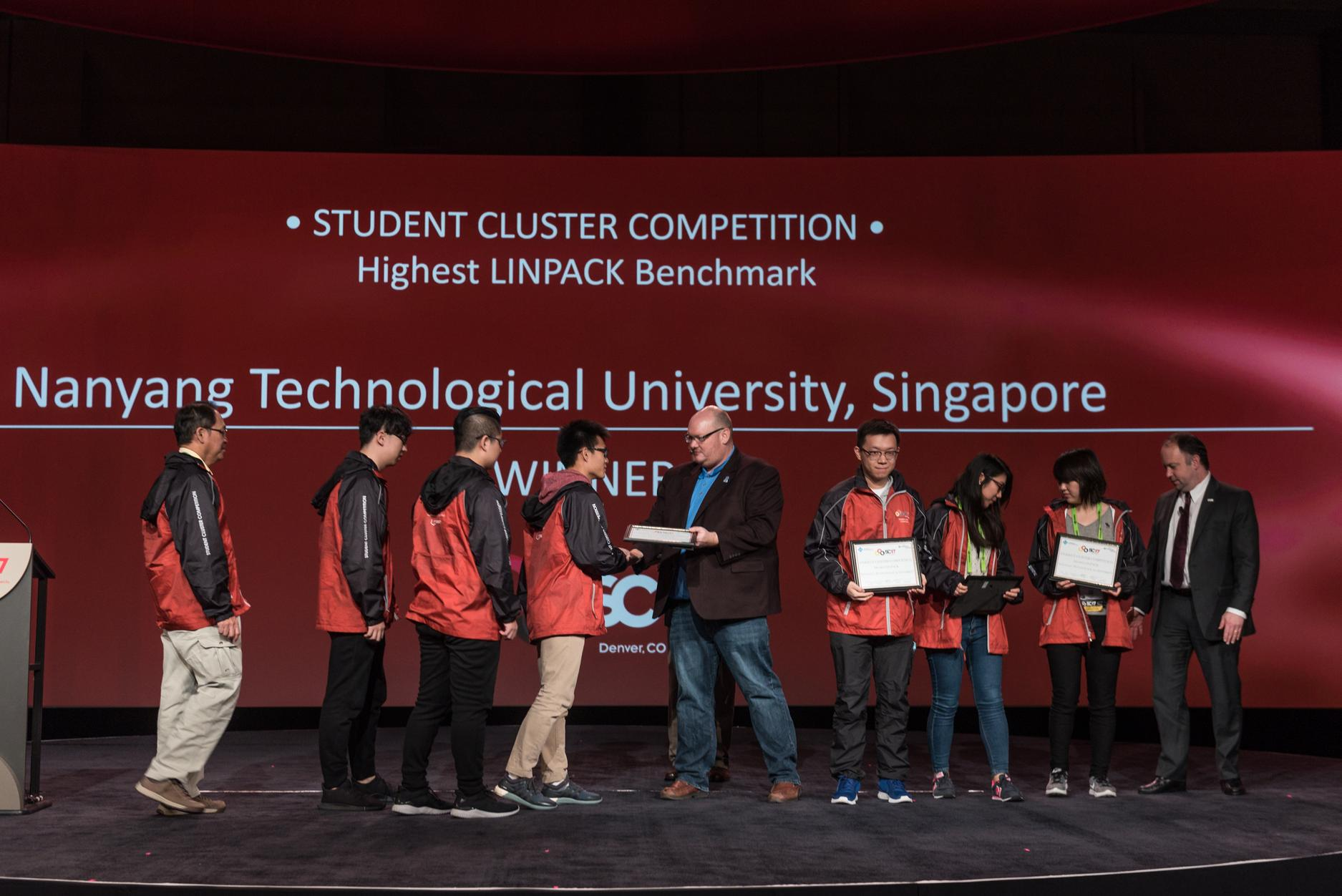 2017 Cluster Competition